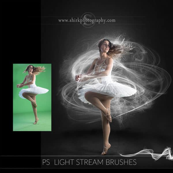 light stream photoshop brushes dance twirl game changers by shirk photography