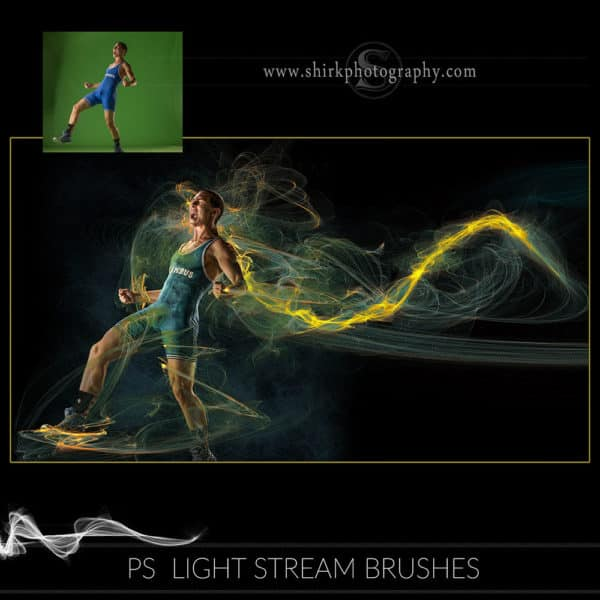 light stream photoshop brushes wrestling game changers by shirk photography