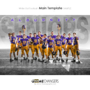 football team poster photoshop template