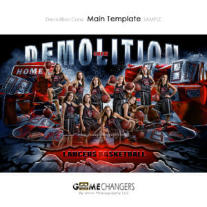 Demolition-Crew-Main-Team-Sports-Poster-Banner-Photoshop-Template-Basketball-Red